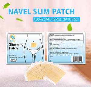 Weight Loss Navel Slimming Patch Slimming Patch Fat Burning Adhesive - Bella Trading Post