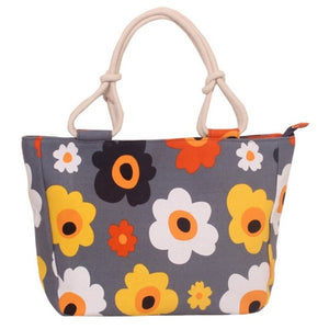Fashionable Folding Women's Big Size Beach Handbag Tote - Bella Trading Post