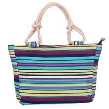 Load image into Gallery viewer, Fashionable Folding Women's Big Size Beach Handbag Tote - Bella Trading Post