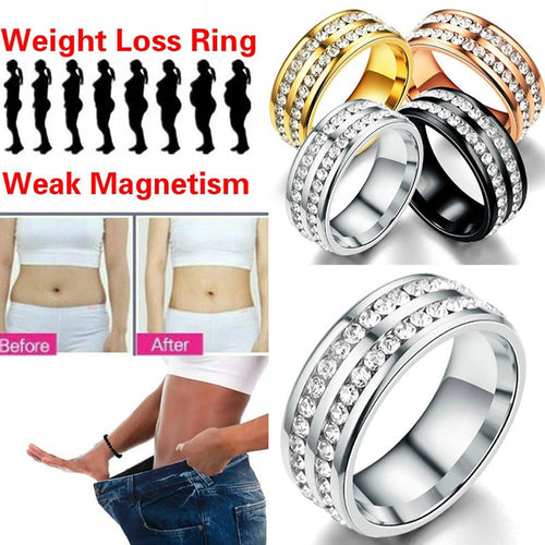 Magnetic Slimming Magnetic Weight Loss Ring for Weight Loss - Bella Trading Post