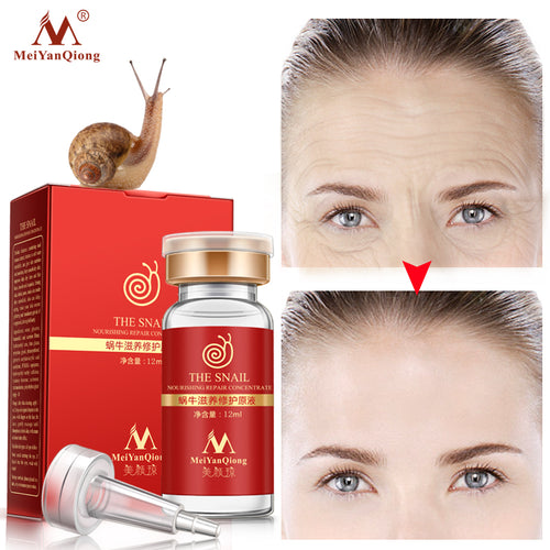 High Quality Snail 100% Essence Hyaluronic Acid Liquid Whitening Serum - Bella Trading Post