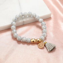 Load image into Gallery viewer, Charm Bracelets for Women 30 Styles Hearts Pearls Waves Crystals and Marble - Bella Trading Post