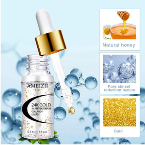 Anti-Aging Snail Essence Moisturizing Skin Care Repair Serum - Bella Trading Post
