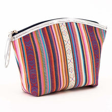 Load image into Gallery viewer, Vintage Style Women's Cosmetic Travel Retro Makeup Bag and Beauty Organizer - Bella Trading Post