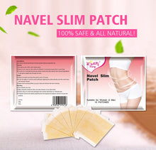 Load image into Gallery viewer, 20 Pieces/2 Bags Fat Burning Weight Loss Slimming Patch - Bella Trading Post