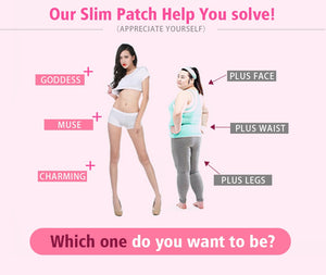 20 Pieces/2 Bags Fat Burning Weight Loss Slimming Patch - Bella Trading Post