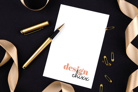 Design Chixx Brand Canva Template