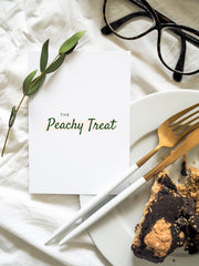 Peachy Brand Canva Template