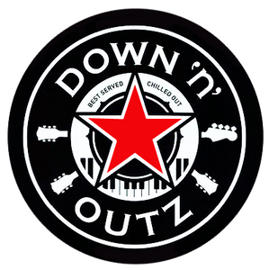 Down 'n' Outz Official Store logo