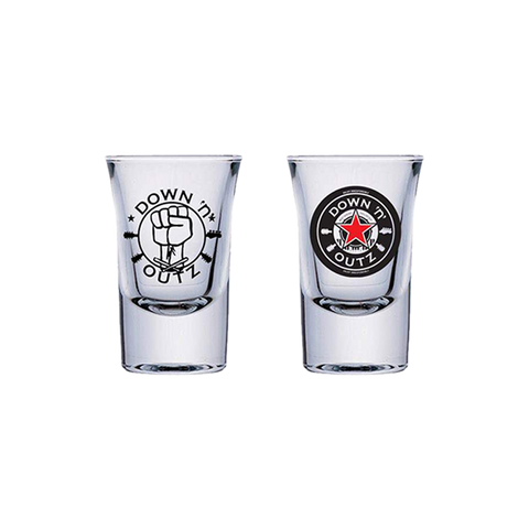 Enjoy Responsibly Shot Glass Set