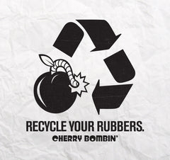upcycle recycle rubber tubes