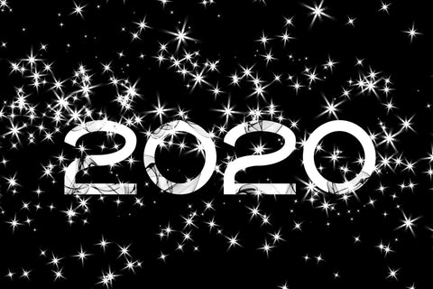 2020 Vision New Year of enlightenment