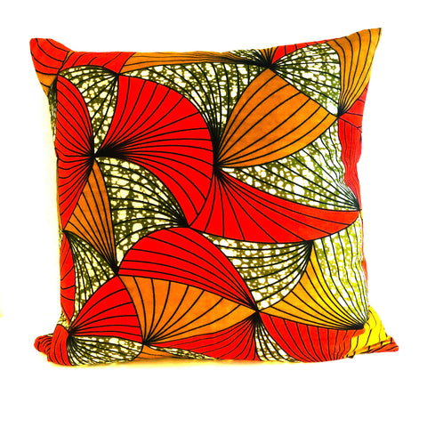 Fans of Joy Pillow Cover