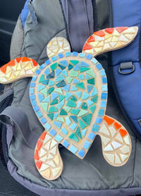 Sea Turtle Mosaic Kit