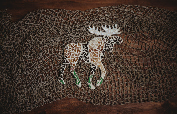 Moose Mosaic Kit
