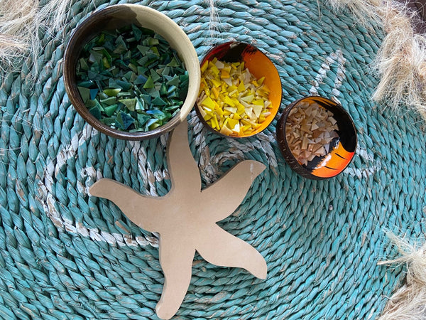 Starfish Mosaic Kit