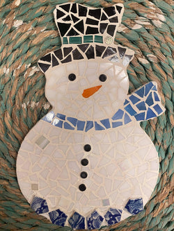 Christmas Snow Man Kit