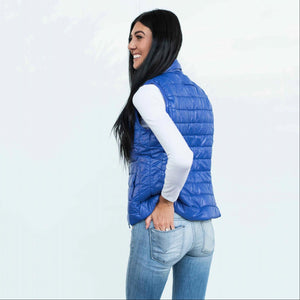Royal QUILTED PADDING VEST