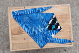 Shark Lineup Dog Bandana