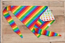 Load image into Gallery viewer, Bandana and Mask Set - Pride/Rainbow