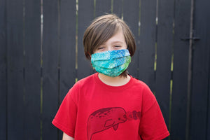 KID'S Fabric Face Masks