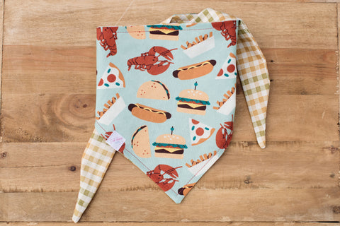 Food Truck Faves Dog Bandana