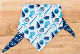 Seashells Dog Bandana