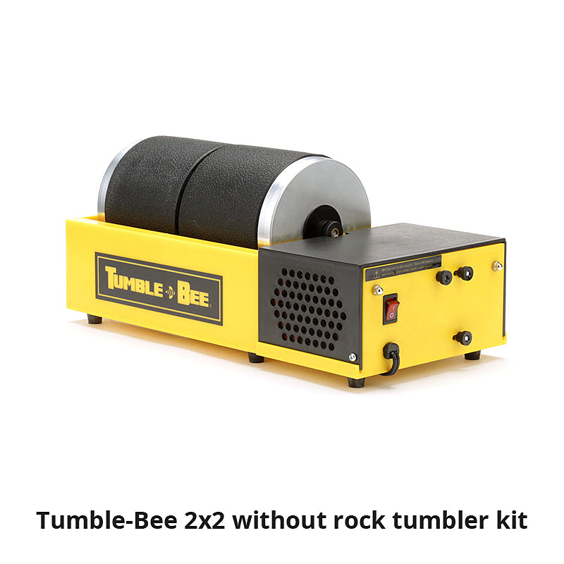 Tumble-Bee 2x2 rock tumbler