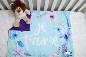 Doudou Je t'aime - Of Babies And Mom