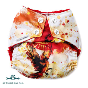 Cloth Diaper - Lion House