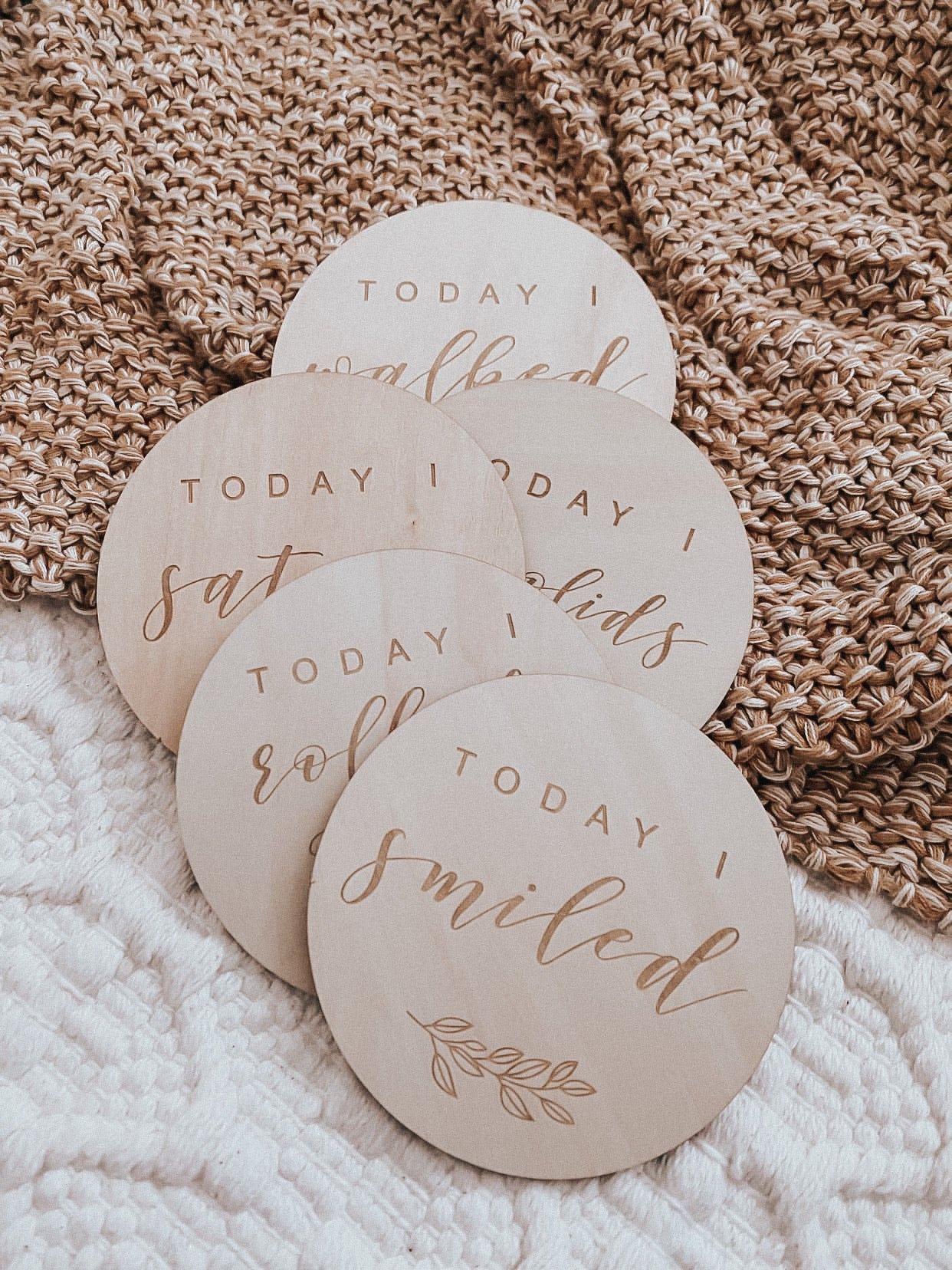 Wooden Moments Collection - Set of 11