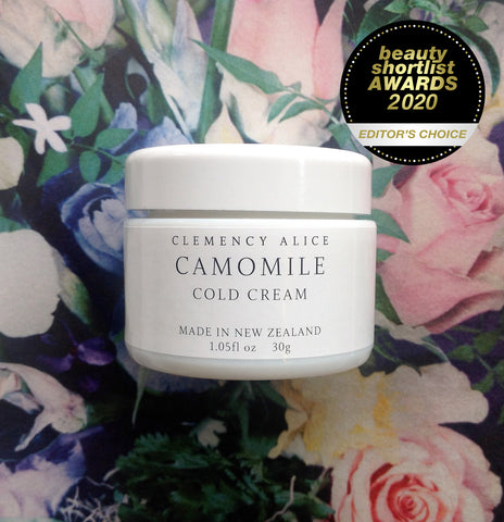Camomile Cold Cream - EDITOR'S CHOICE WINNER 2020