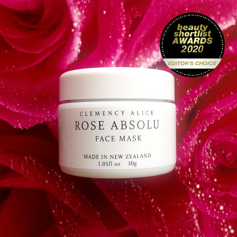 Rose Absolu Face Mask - EDITOR'S CHOICE WINNER 2020