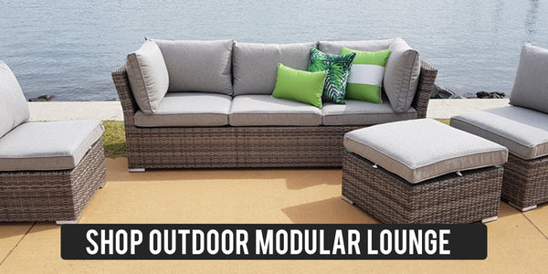 Shop outdoor lounge