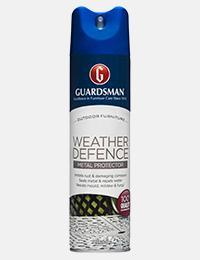 Guardsman Weather Defence -Metal Protector