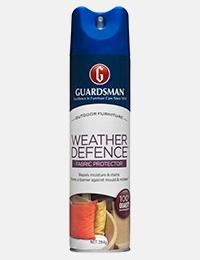 Guardsman Weather Defence -Fabric Protector