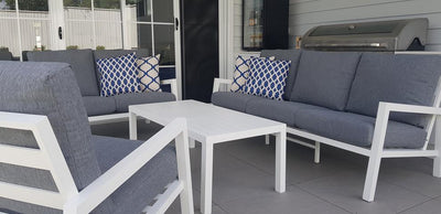 San Sebastian 5pc Outdoor Set (3S/2S/AC/CT/ST)