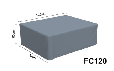 Outdoor Inspirations Furniture Cover L120*W70*H65cm