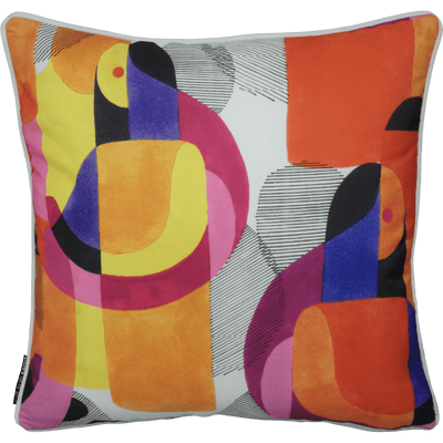 Bondi Colour Pop - 45 x 45 cm Piped Cushion