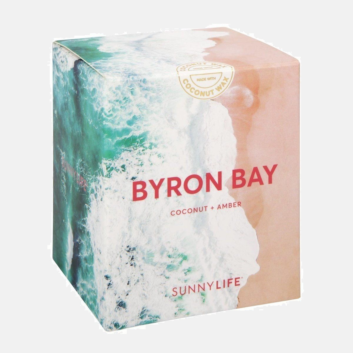 Byron Bay Scented Candle - Small