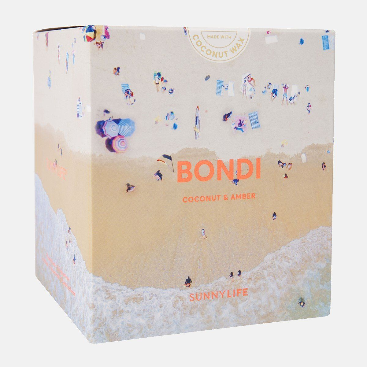 Bondi Scented Candle - Large