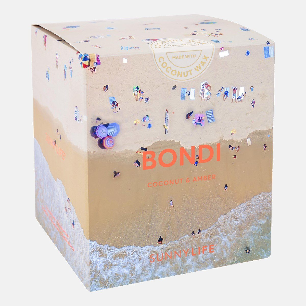 Bondi Scented Candle - Small