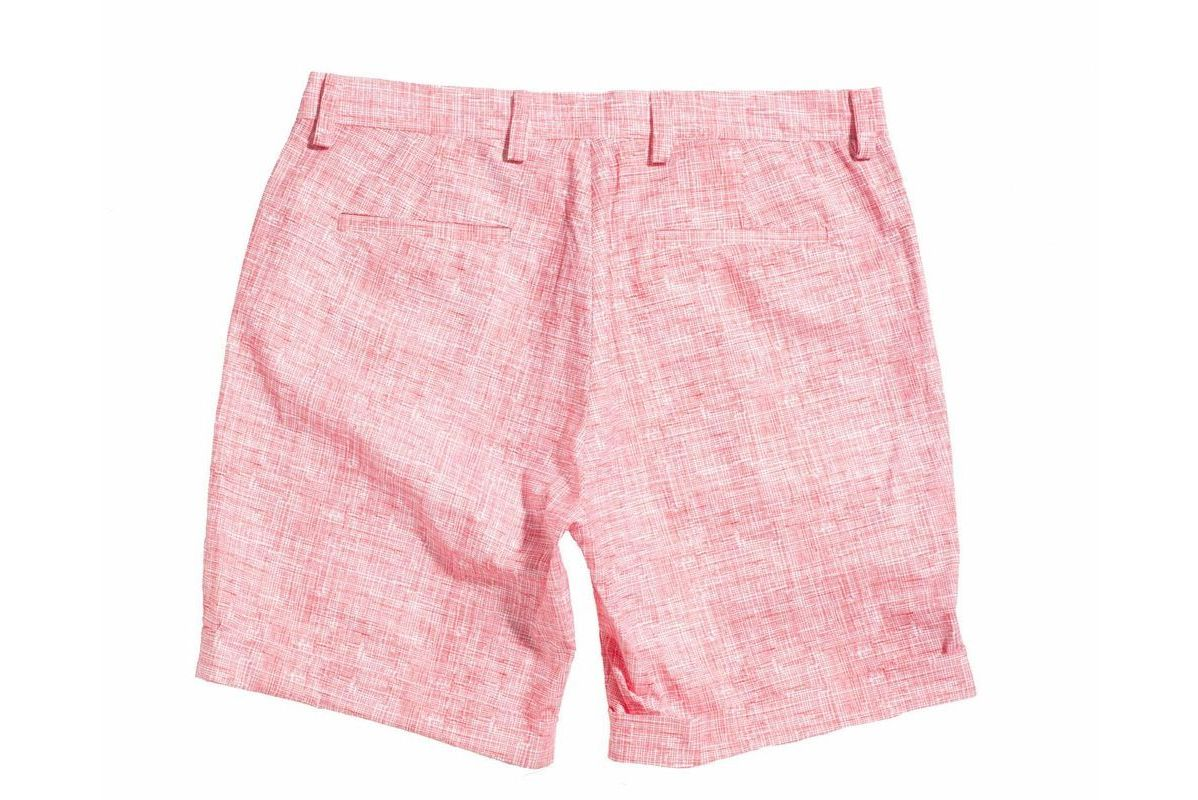 Red Doodle retromarine Shorts Bottoms Ready To Wear