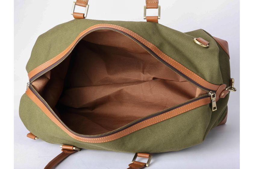 Weekender Bags Benchmark Canvas