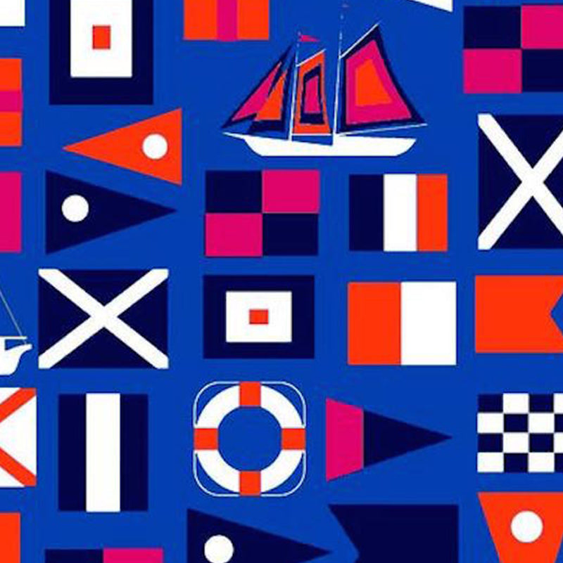 Kids - Nautical Flags