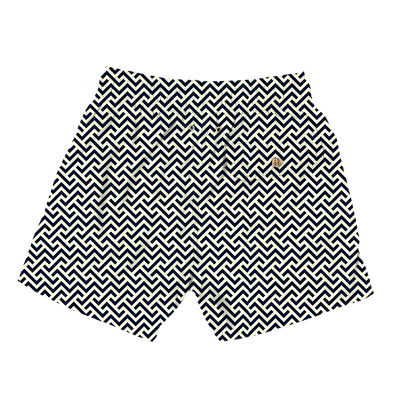 kids boys zig zag swimwear retromarine