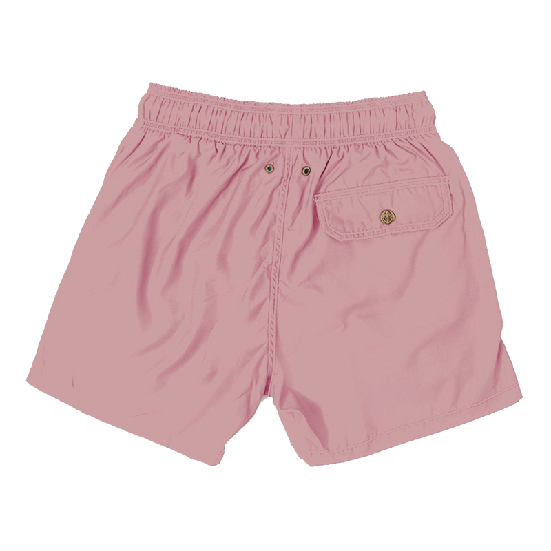 pink - mens swimwear - retromarine