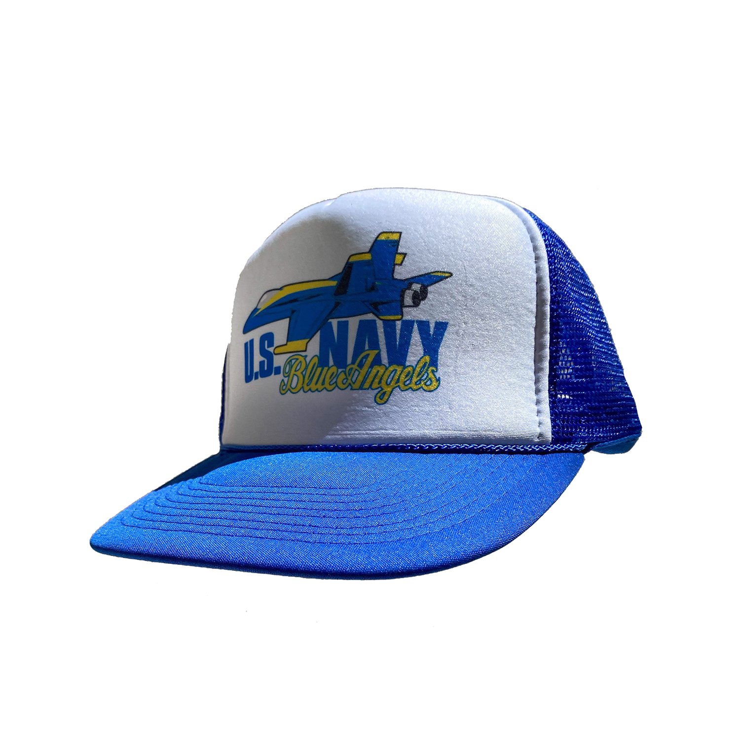 Vintage U.S. Navy Blue Angels Hat