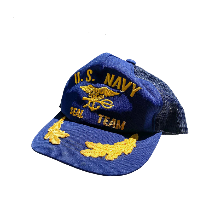 Vintage U.S. Navy Seal Team Hat