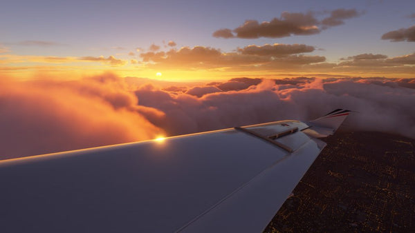 Flight Simulator 2020